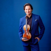 Violinist Philippe Quint to Perform Chicago Premiere Of ASTOR PIAZZOLLA AT 100: BETWE Photo
