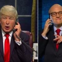 VIDEO: Alec Baldwin's Trump Returns For SATURDAY NIGHT LIVE Cold Open Photo