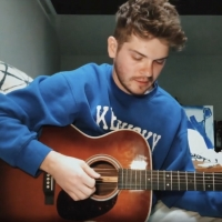 Living Room Concerts: NORTH COUNTRY'S Colton Ryan Sings a Bob Dylan Tune! Photo