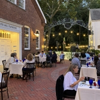 Paper Mill Playhouse Extends Outdoor Dining and Brookside Cabaret Through October Photo