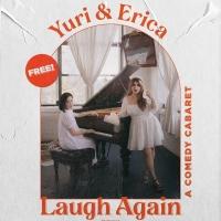 Yuri Shibata and Erica Molfetto to Present YURI & ERICA LAUGH AGAIN at Don't Tell Mama Photo