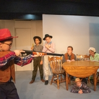 BWW Review: A CHRISTMAS STORY at Ankeny Community Theatre: A Tale of Two Christmas St Photo