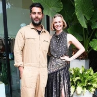 Jonathan Simkhai and January Jones Host Shopping Fundraiser for CHLA's Make March Mat Photo
