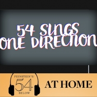 WATCH: 54 Sings One Direction on #54BelowAtHome at 6:30pm! Photo