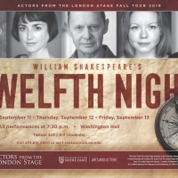 Actors From The London Stage Returns With TWELFTH NIGHT