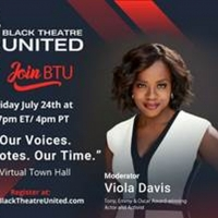 Tune in Tomorrow for Black Theatre United's Virtual Town Hall With Viola Davis and Mo Photo