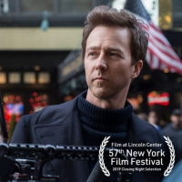 Edward Norton's MOTHERLESS BROOKLYN to Close New York Film Festival