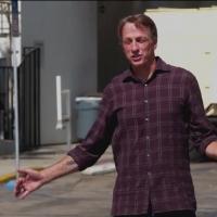 VIDEO: Tony Hawk Shows James Corden How to Shred Photo