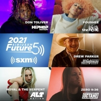 SiriusXM Names Drew Parker 'Future Five for 2021' Photo
