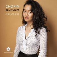 Chelsea Guo Releases CHOPIN: IN MY VOICE Photo