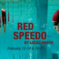 Gulf Coast State College Presents Site-Specific RED SPEEDO Photo