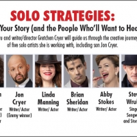 TRU Presents April Panel Via Zoom - SOLO STRATEGIES: FINDING YOUR STORY (AND THE PEOP Photo