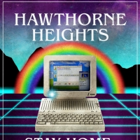 Hawthorne Heights Announces STAY HOME Virtual Tour Photo