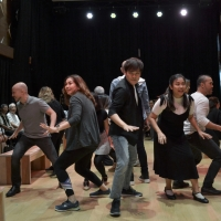Photo Coverage: The Cast of COMPANY Meets the Press; Show Opens Fri., Sept. 13 Photo