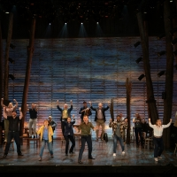 VIDEO: The Cast of COME FROM AWAY Performs 'Somewhere in the Middle of Nowhere' in Ne Photo