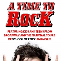 2020 Shine Theatre Arts Project to Present A TIME TO ROCK at The Green Room 42 Photo