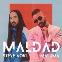 Steve Aoki Drops New Single And Video For 'Maldad' Feat. Maluma