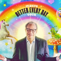 Lewis Black Brings IT GETS BETTER EVERY DAY Comes to Van Wezel Photo