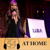 WATCH: Luba Mason on #54BelowAtHome at 6:30pm! Photo