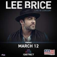 Lee Brice Comes to The District Photo