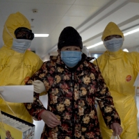 76 DAYS, A Vital Look at the Earliest Days of the Pandemic in Wuhan, China, Launches  Photo