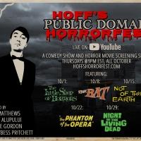 HOFF'S PUBLIC DOMAIN HORRORFEST Presents HOFFTOBERFEST Photo