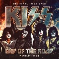 KISS Announces the Last Legs of Final Tour