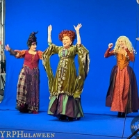 The Sanderson Sisters Reunite for an Instagram HOCUS POCUS Reunion Photo