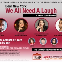 Jessica Kirson to Headline DEAR NEW YORK: WE NEED A LAUGH Photo