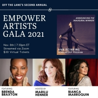 Off The Lane to Host 2nd Annual Empower Artists Gala Featuring the Launch of the Ann  Photo