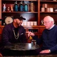 VIDEO: Bernie Sanders Stops By DESUS & MERO