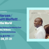 Herzen & Moffett Will Perform An Online Residency Tour Photo