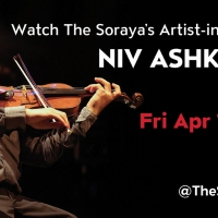 New Dates Announced for VIOLINS OF HOPE At The Soraya Photo