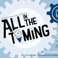 La Crosse Community Theatre Presents Drive-In Production ALL IN THE TIMING Photo