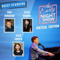 "VIDEO: Joshua Turchin's The Early Night Show ��"" Virtual Edition (Corona Cabaret) Rel Photo"