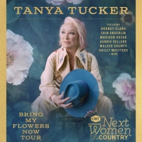 Tanya Tucker Announces Headlining Stops for 2020 'CMT Next Women of Country: Bring My Flowers Now Tour'