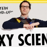 SEXY SCIENCE: SERIOUS HUMOR Star Vince Ebert Up Next On Tom Needham's SOUNDS OF FILM