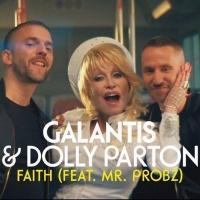 Galantis Teams Up with Dolly Parton for New Single 'Faith'