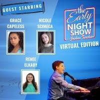 VIDEO: Grace Capeless, Nicole Scimeca, and Renee Elkady on Joshua Turchin's THE EARLY Photo