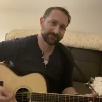 Living Room Concerts: THE LIGHTNING THIEF's Rob Rokicki Sings An Original Song! Video