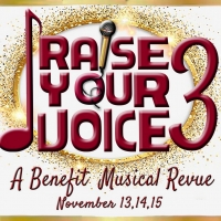 Rivertown Theaters Presents RAISE YOUR VOICE 3 A Musical Revue Photo