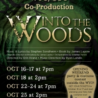 WYO Theater Presents INTO THE WOODS Photo