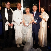 China Institute Honors Zhang Huan, Pin Ni, Sophia Sheng, And Ezra Vogel at 35th Annual Blue Cloud Gala