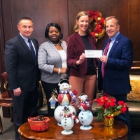 BCB Bank Announces Three-Year Sponsorship In Support Of SOPAC Photo