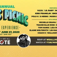 The Roots Picnic 2020 Partners With Michelle Obama's 'When We All Vote' For Virtual F Photo