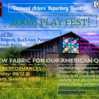 Vermont Actors' Repertory Theatre Presents a ZOOM PLAY FEST! Photo