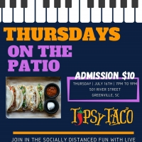 Thursdays On The Patio With Centre Stage And TIPSY TACO Photo