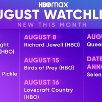 HBO Max Shares August 2020 Highlights Photo