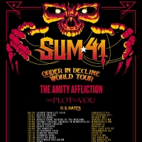 Sum 41 to Celebrate 15-Year Anniversary of CHUCK on Upcoming 'Order In Decline' North Photo