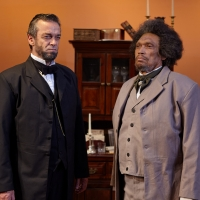 VIDEO: Abraham Lincoln and Frederick Douglas Face Off in Emotionally Charged Drama, N Photo